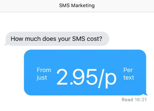 Started with SMS Marketing