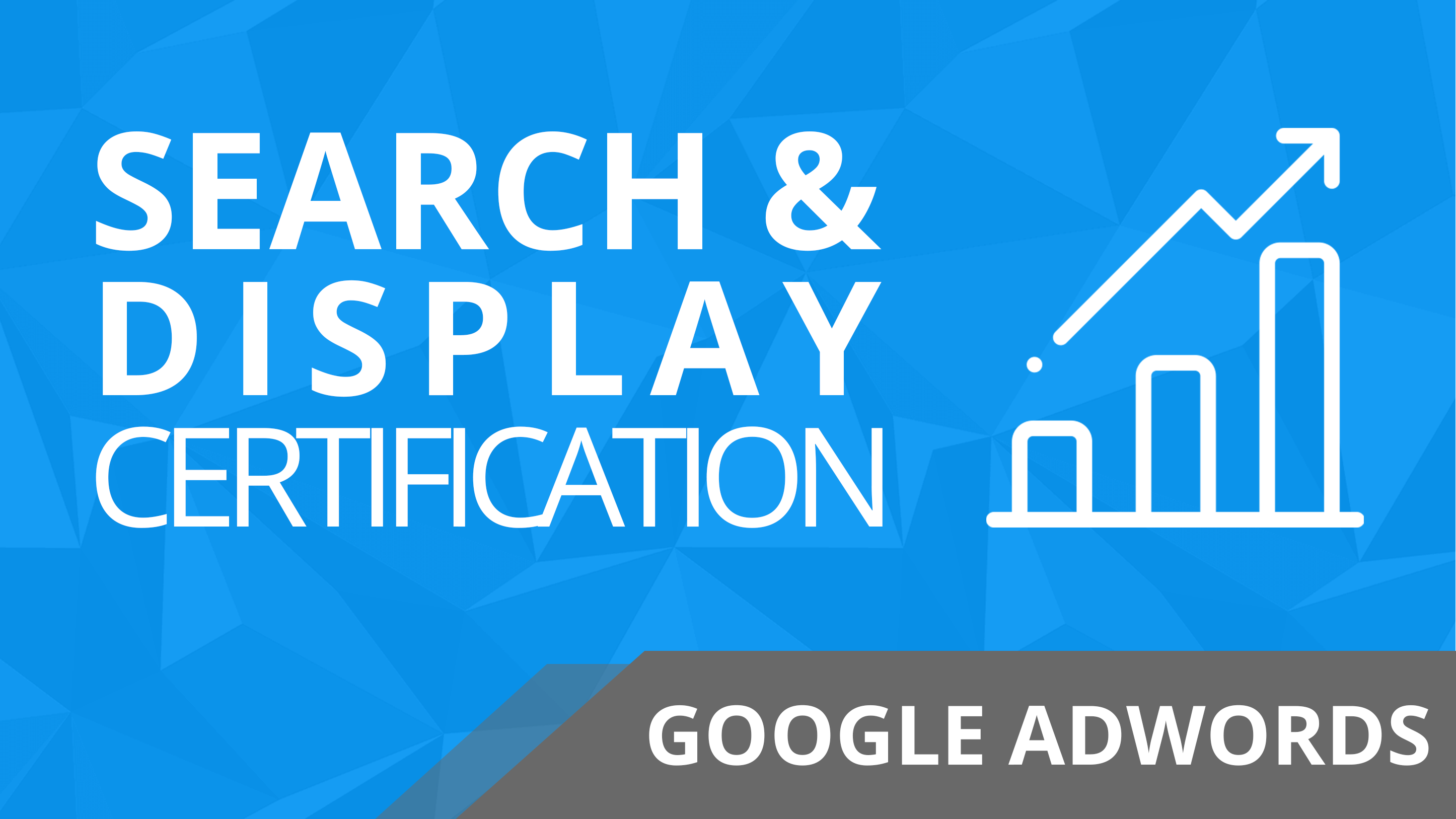 Google Adwords Search Certification Training